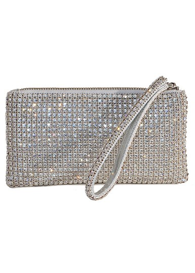 madisonavemall Womens Bags Womens Accesories White Clutch Image 1