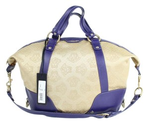Versace Quilted Jacquard Borsa Vitello Limited Shoulder Bag