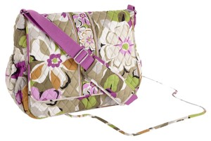 Vera Bradley Messenger Portobello Road Diaper Bag