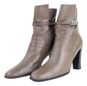 Hermès Chelsea Riding Equestrian Rare Limited Brown Boots