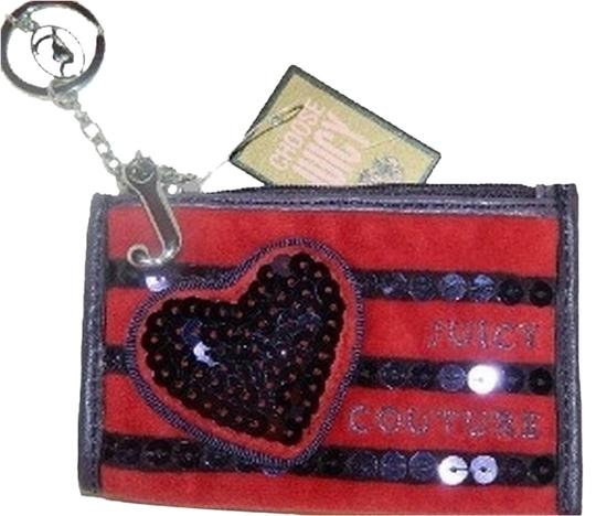 Juicy Couture NWT Juicy Couture Wallet W/ Attached Keychain