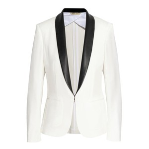 Rag & Bone Intermix Tuxedo black and white Blazer
