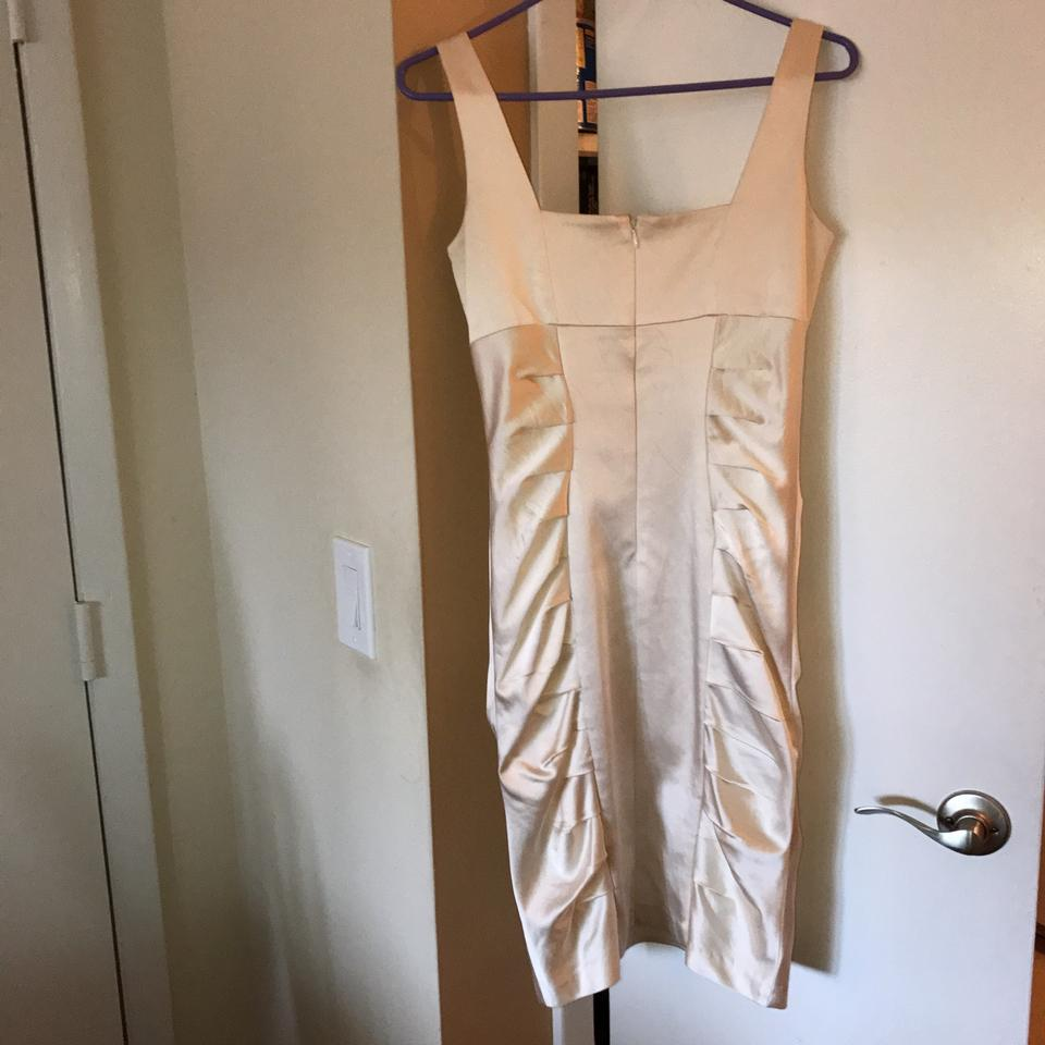 Jax off white mid length cocktail dress size 6 s tradesy jax off white cocktail dress ombrellifo Gallery