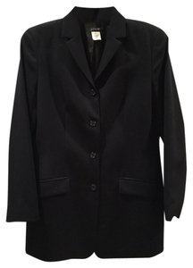 J.Crew Button Black Blazer