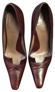 Gucci Rosewood Pumps
