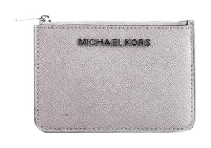 Michael Kors * Michael Kors Jet Set Small Top Zip Coin Pouch with ID Holder