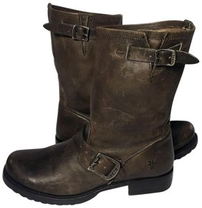 Frye 76509 Veronica Size 7.5 Women 7.5 Brown Boots