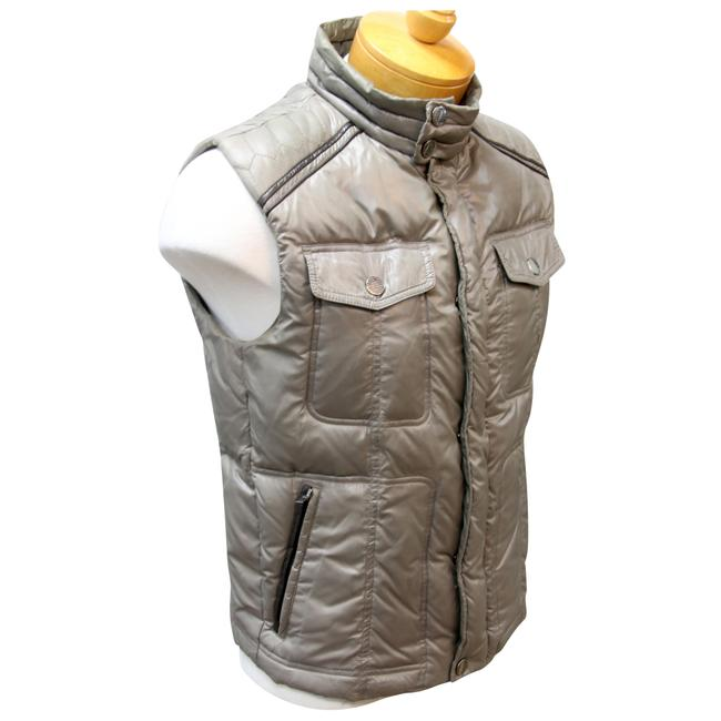 Trussardi Jeans Puff Jackets Puffer Italian Armani Exchange Vest Image 4