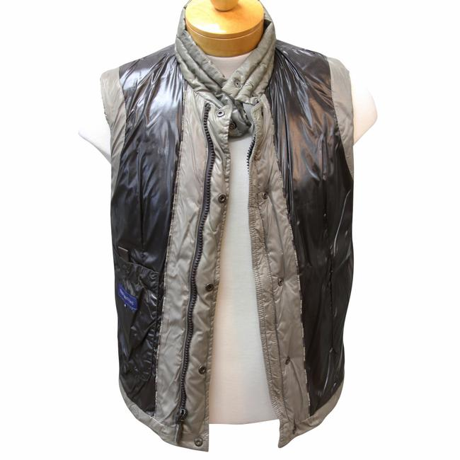 Trussardi Jeans Puff Jackets Puffer Italian Armani Exchange Vest Image 7