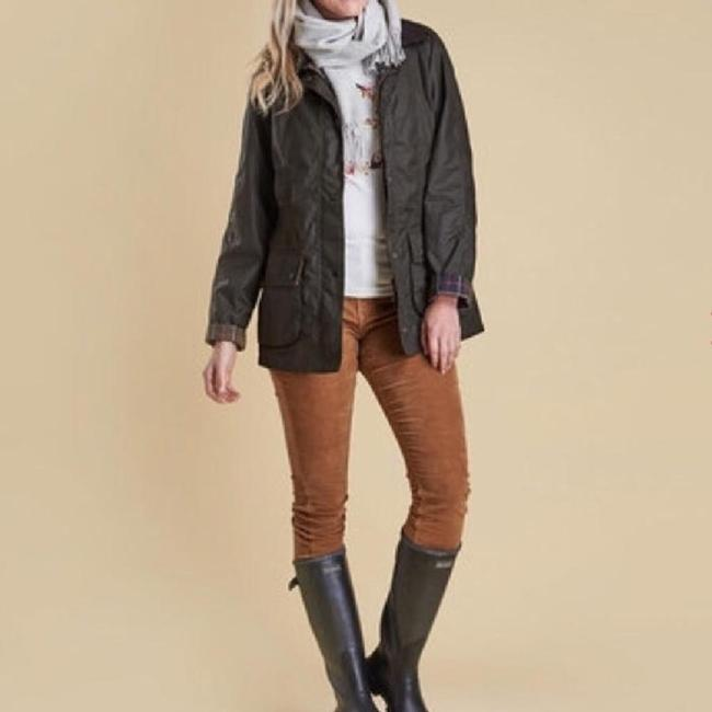 Barbour Raincoat Image 1