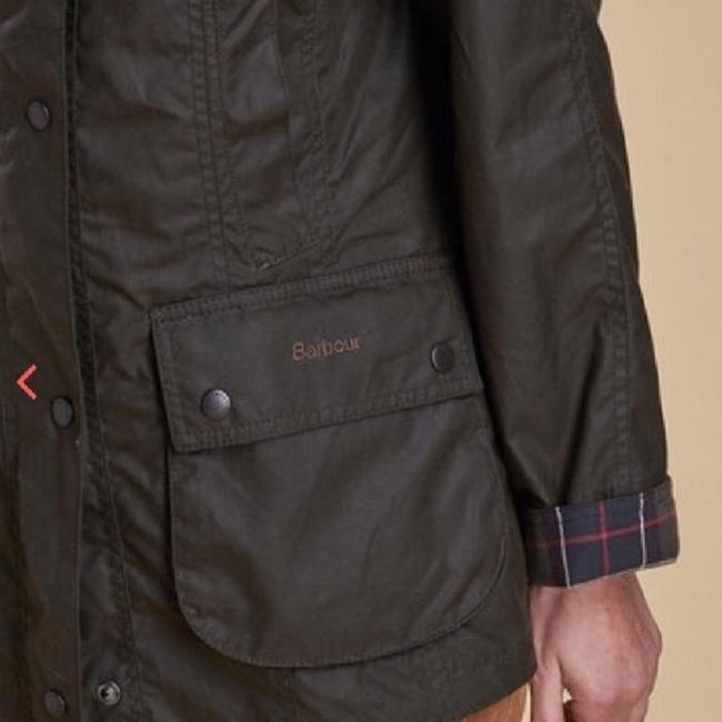 Barbour Raincoat Image 2