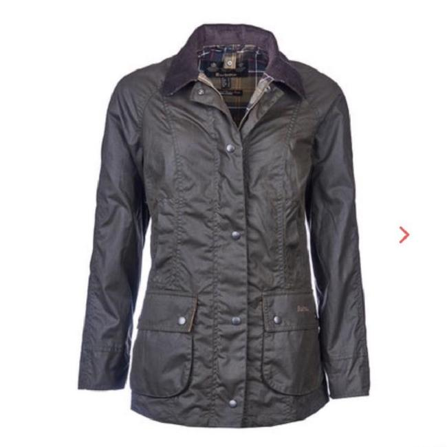 Barbour Raincoat Image 9