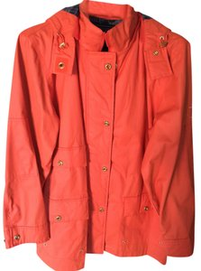 Ralph Lauren Water-repellant Orange Jacket
