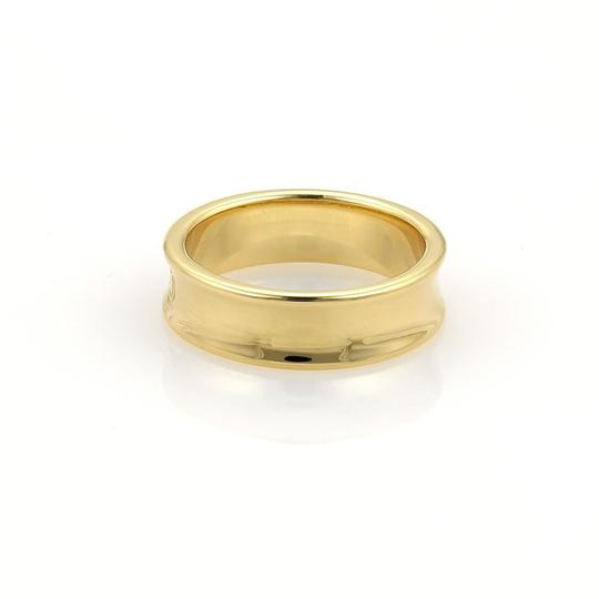 Tiffany & Co. Tiffany & Co. 1837 Collection 18k Yellow Gold 6mm Band Ring Size 6.75 Image 3