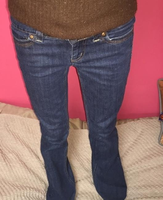 GLO Jeans Flare Leg Jeans