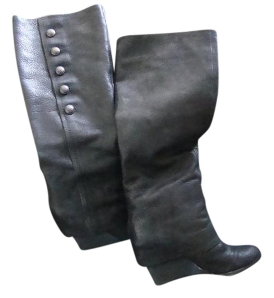 Vince Boots/Booties Camuto Black Almay Wedge Boots/Booties Vince edfc9d
