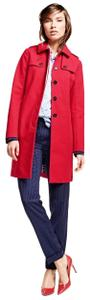Brooks Brothers Rain Trench Collection Coat