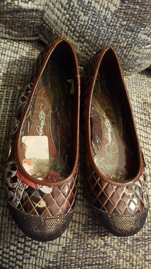 Ed Hardy 6 Loafers brown Flats Image 3