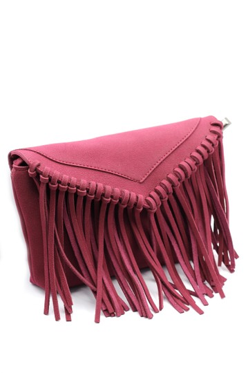 Ocean Fashion Purse Suede Shoulder Bag Image 1