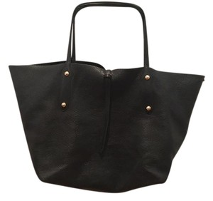 Annabel Ingall Isabella Neverfull Tote in Black