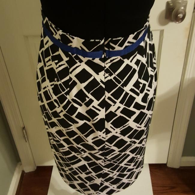 Donna Degnan short dress Blue, black and white on Tradesy Image 6
