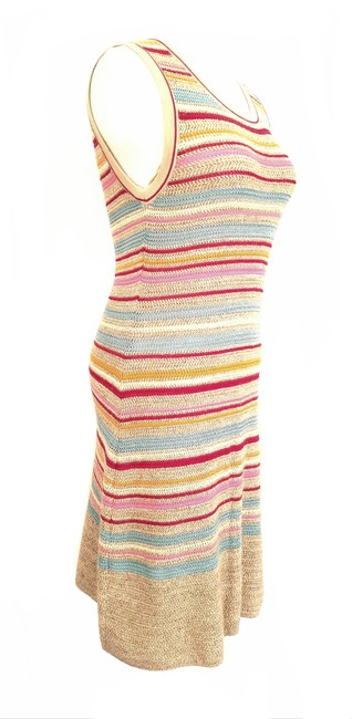 Chanel short dress Multicolor Cruise 2011 Knit 2011 on Tradesy Image 1