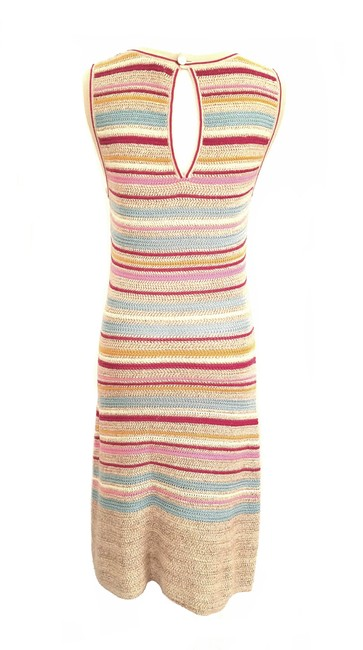 Chanel short dress Multicolor Cruise 2011 Knit 2011 on Tradesy Image 2