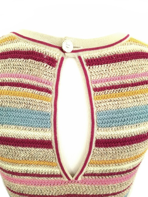 Chanel short dress Multicolor Cruise 2011 Knit 2011 on Tradesy Image 3