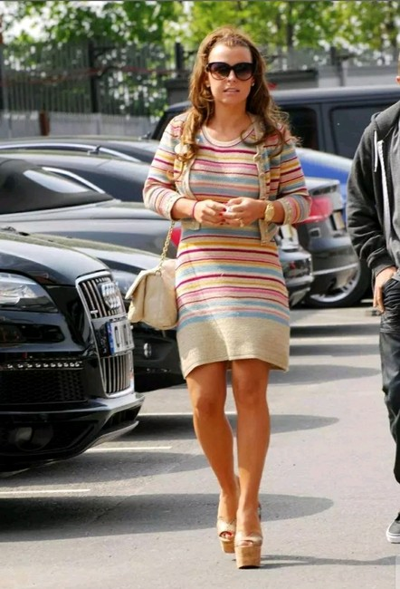 Chanel short dress Multicolor Cruise 2011 Knit 2011 on Tradesy Image 7
