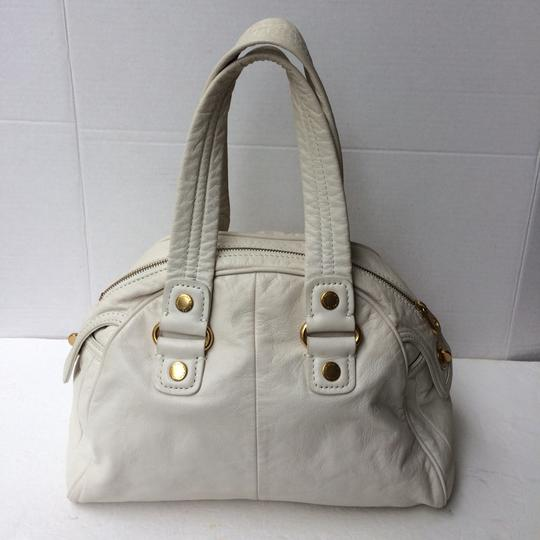 Marc by Marc Jacobs Satchel in White Image 1
