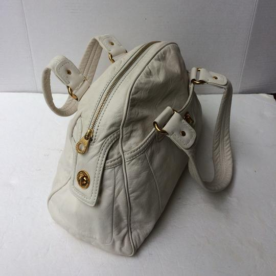 Marc by Marc Jacobs Satchel in White Image 2