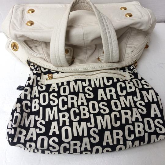 Marc by Marc Jacobs Satchel in White Image 7