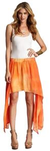 Gypsy05 Skirt Orange ombr