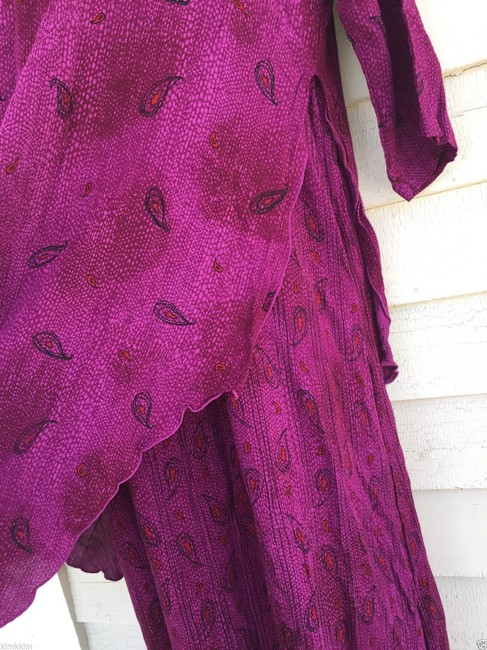violet Maxi Dress by endless knot art Image 2