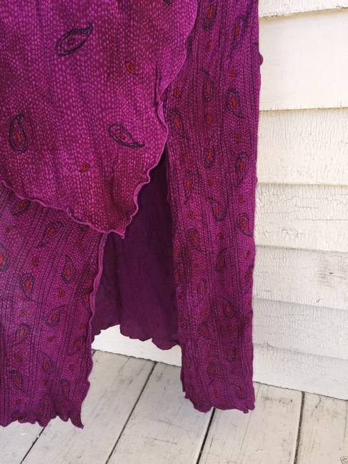 violet Maxi Dress by endless knot art Image 4