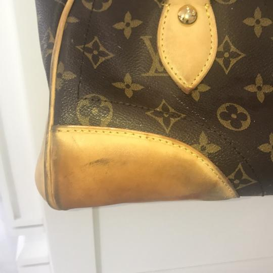 Louis Vuitton Tote in brown and beige Image 2