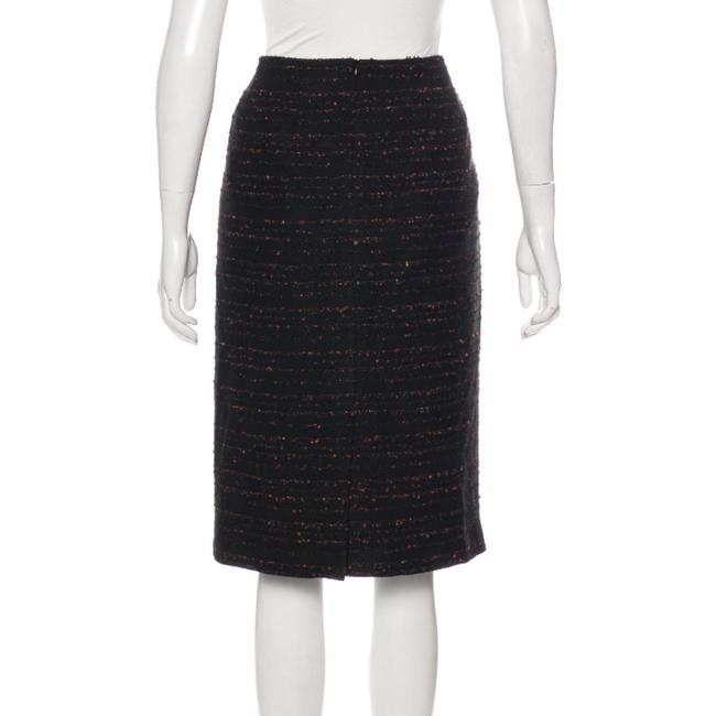 Lafayette 148 New York Skirt black multi Image 1