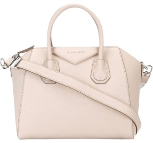 Givenchy Tote in nude pink