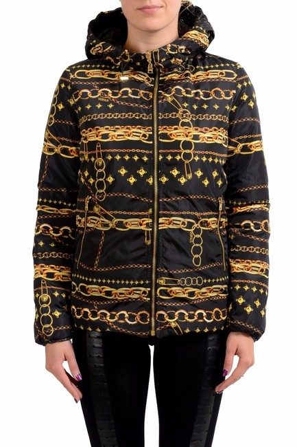 Versus Versace Black/Multi-Color Jacket Image 3