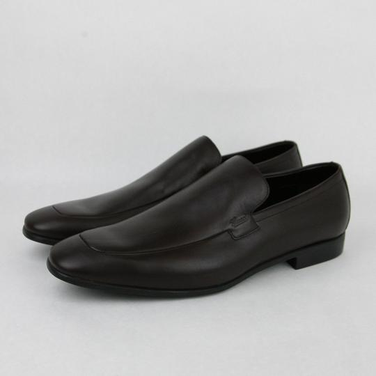 Gucci Dark Brown Men's Leather Loafer Driver 12.5/Us 13.5 278958 2012 Shoes Image 1