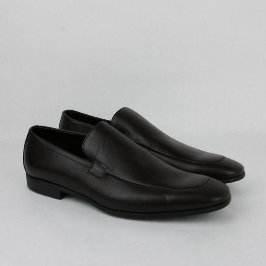 Gucci Dark Brown Men's Leather Loafer Driver 12.5/Us 13.5 278958 2012 Shoes Image 3