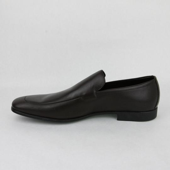 Gucci Dark Brown Men's Leather Loafer Driver 12.5/Us 13.5 278958 2012 Shoes Image 6