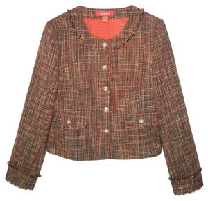 Sundance Tweed Fringe Fall Jacket
