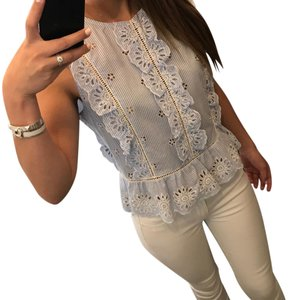Bobbi Rocco Top white