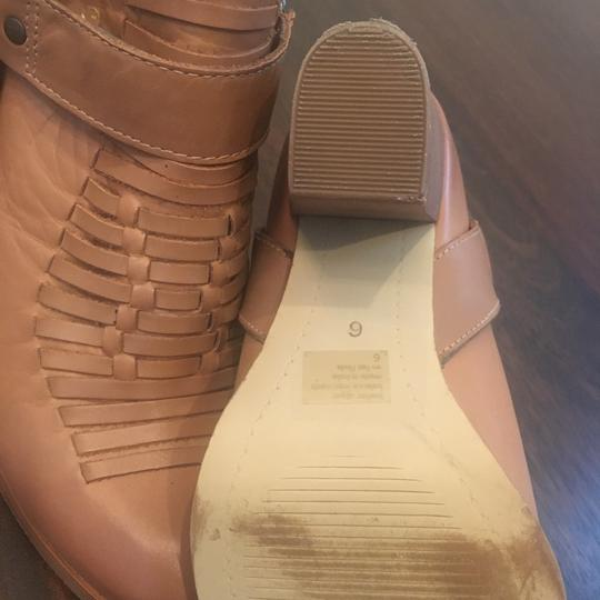 Seychelles Leather brown Boots Image 10