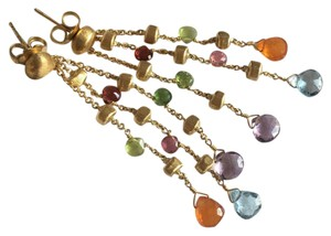 Marco Bicego Marco Bicego Mixed Gemstone Chandelier Earrings paradise OB652-Mix01