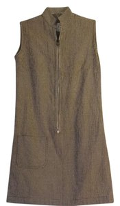 Billy Reid short dress Brown on Tradesy