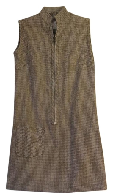 Item - Brown Shift Short Casual Dress Size 2 (XS)
