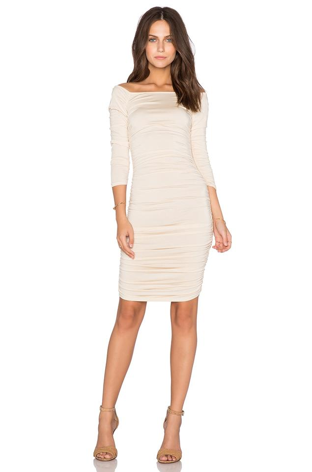 Rachel Pally Cocktail Dress Cream Paulina qZSAqw