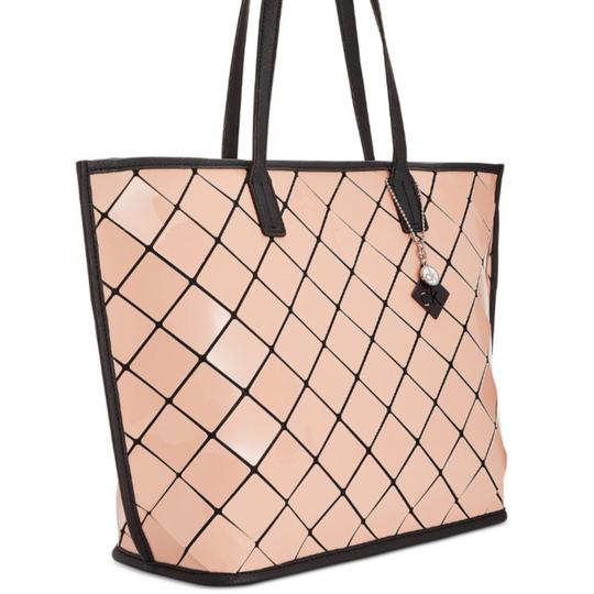 Calvin Klein Tote in Pink Image 11